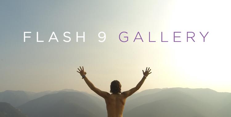 Flash 9 Gallery